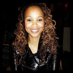 Professional Locs | Claire Mawisa. South African former, television and radio personality.
