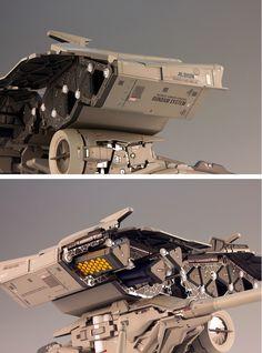GUNDAM GUY: HGUC 1/144 RX-78GP03 GundamGP03 Dentrobium - Painted Build