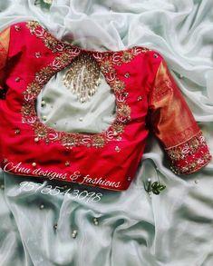 Bridal Blouse Designs, Cutwork Blouse Designs, Simple Blouse Designs, Stylish Blouse Design, Blouse Neck Designs, Pattu Saree Blouse Designs, Kurta Designs, Designer Blouse Patterns, Designer Dresses