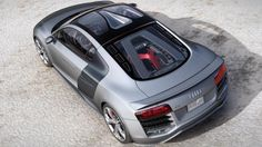 Remember when Audi planned a diesel V12 R8 supercar? | Top Gear