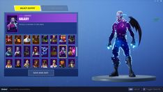 Fortnite Galaxy Skin Delivery In 24 48 Hours Trusted Seller 15