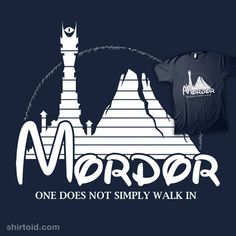 Amazing HOBBIT and LORD OF THE RINGS T-Shirt Collection - News - GeekTyrant