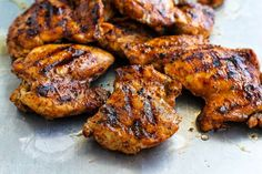 Spice-Rubbed Grilled Chickenthepioneerwoman Honey Chicken, Tandoori Chicken, Boneless Chicken, Grilling Recipes, Cooking Recipes, Vegetarian Grilling, Grilling Ideas, Healthy Grilling, Smoker Recipes