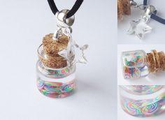 AHHH so cute! Tiny lollipops in a jar by FrozenNote.deviantart.com on @deviantART