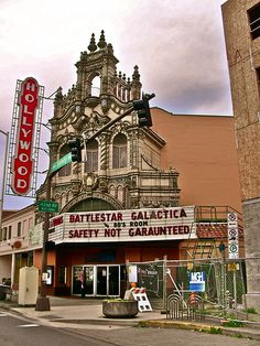 Hollywood Cinema | Portland, Oregon
