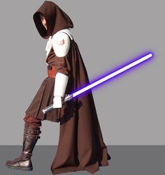 jedi armor cosplay - Google Search