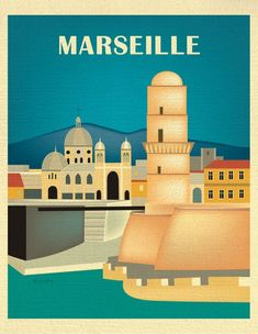 The Best Vacation Destinations In France – Travel In France European Vacation, European Destination, European Travel, Best Vacation Destinations, Best Vacations, Vacation Trips, Vacation Spots, Marseille France, France Art
