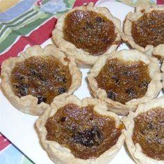Mrs Welchs Butter Tarts - Allrecipes.com