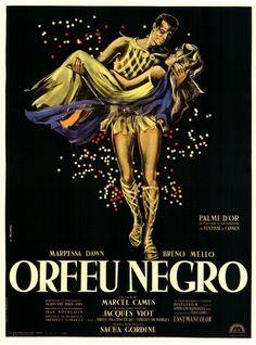 Black Orpheus (Portuguese: Orfeu Negro) is a 1959 film made in Brazil