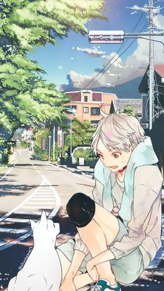 Sugawara Haikyuu, Daisuga, Haikyuu Anime, Haikyuu Characters, Anime Characters, Haikyuu Volleyball, Dark Anime Guys, Haikyuu Wallpaper, Haikyuu Ships