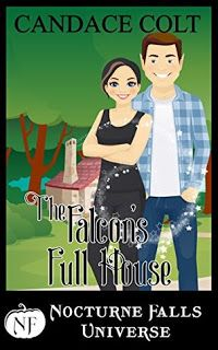 Book Reviewed: The Falcon's Full House: A Nocturne Falls Universe story   My Rating: 5 Stars   Author: Candace Colt   Publication Da...