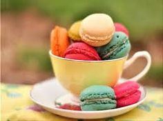 Macaroons, Colourfull & Very Sweet. ❤