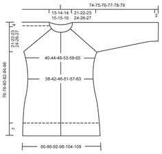 """Renaissance / DROPS 165-3 - Chaqueta entallada DROPS con torsadas, raglán y orillas en punto musgo, tejida de arriba para abajo en 2 hilos """"Alpaca"""". Talla: S – XXXL. - Free pattern by DROPS Design"""