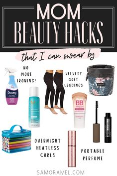 Let's talk all things, mom beauty hacks! #mombeautyhacks #beautyhacks #mombeauty #moms