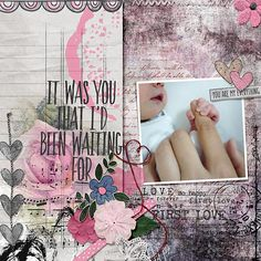 Air One, Baby Scrapbook, Digital Scrapbooking, Tatting, First Love, Artsy, Create, Happy, Layouts