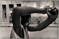Baseball in Cuba Photo by Ernesto Bazan