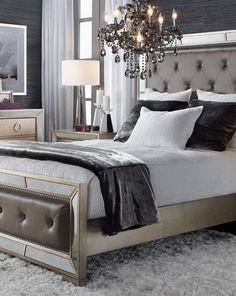 The average person sleeps 230,000 hours in a lifetime. Isn't it about time for the bedroom you've been dreaming of?