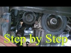 Step By Step guide on how to remove and replace the timing belt, tensioner, roller and water pump on a 2001-2006 Hyundai Elantra with a 2.0L engine.