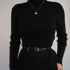 Mode Outfits, Winter Outfits, Fashion Outfits, Womens Fashion, Fashion Tips, Aesthetic Fashion, Aesthetic Clothes, Elegantes Outfit, Looks Black