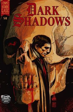 Dark Shadows #6 #DarkShadows #Dynamite