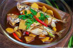 6 สูตรทำปลาทูต้ม Thailand Adventure, Thailand Travel, Thai Recipes, Asian Recipes, Thailand Fashion, Thai Dishes, Fusion Food, Thai Red Curry, Dessert Recipes