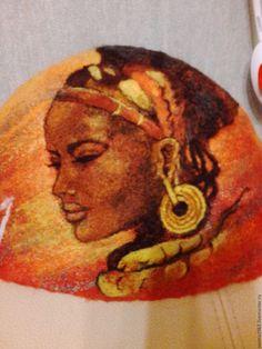 """Купить Комплект для бани """"Жаркая Африка"""" - комбинированный, баня и сауна, набор для бани, банный комплект"""