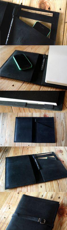 Ipad Mini leather case Leather Ipadmini case by JustWanderlustShop