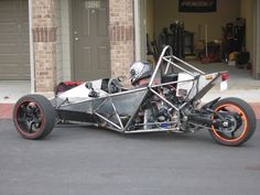 Spartan Trike Project   Reverse Trike More