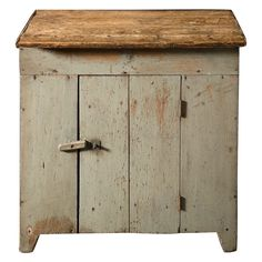 Painted Dry Sink...