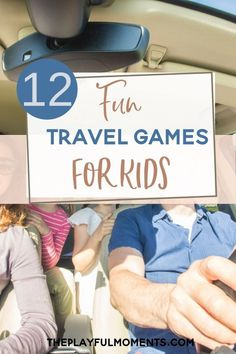 12 Entertaining Travel Games to Help You Survive Long Trips