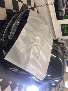 We absolutely loved this Jaguar! The Spokane Shop felt fortunate that the customer chose us and our Mind Blowing Package for their  Clear Bra paint protection film!! As usual, Kon did a fantastic job!! #Jaguar #PaintProtectionFilm #ClearBra