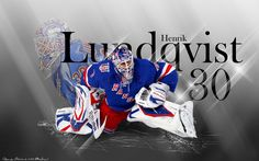 NHL New York Rangers Hockey Player Henrik Ludqvist wallpaper HD ...