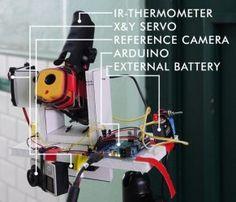 DIY thermal imaging