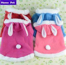 2015 nova Cat Dog roupas de primavera e inverno as roupas do gato coelho quente projeto Coral Fleece Pullover traje Cosplay Hoodies S73(China (Mainland))