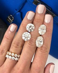 All Ring Concierge bridal jewelry is made-to-order and customizable. Cheap Engagement Rings, Engagement Ring Settings, Vintage Engagement Rings, Oval Engagement, Ring Finger, Maid Of Honor, Bridal Jewelry, Wedding Bands, Dream Wedding