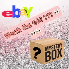 Mystery Box, Beauty Review, Blog, Ebay, Blogging