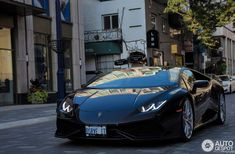 This Lamborghini Huracan has a funny license plate | automotive99.com