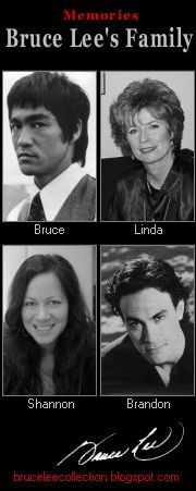 (Bruce Lee RIP) what great actors Brue an his son was Linda Lee wife, Shannon Lee daughter (Brandon Lee. Bruce Lee Master, Bruce Lee Art, Bruce Lee Family, Bruce Lee Martial Arts, Brandon Lee, Kung Fu, Bruce Lee Photos, Martial Arts Movies, Martial Artists
