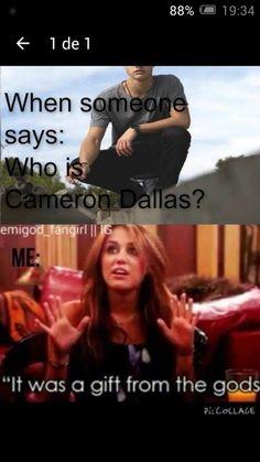 Who is Cameron Dallas?...