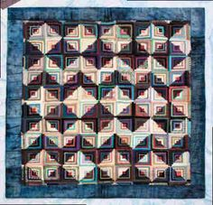 Designed by Annie Howe Glanding circa 1880, this quilt was a gift of Mrs. Clarence R. Rupp. The border and new backing were added in the 20th century.