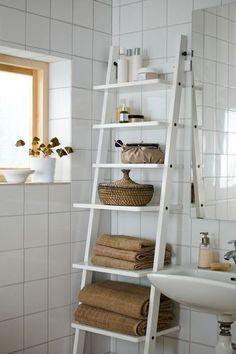 Astuces et conseils pour ranger et organiser une petite salle de bain - Testés et Approuvés par notre blogueuse!