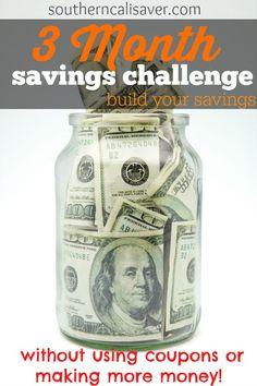 Take the Savings Challenge!