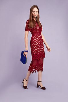 Sarita Lace Dress