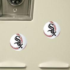 Chicago White Sox 6-Pack Baseball Magnet Sheet