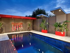Browse our gallery for inspiration of fibreglass pools