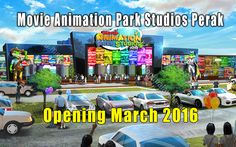 Movie Animation Park Studios Ipoh
