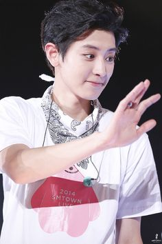 SMTown - Chanyeol