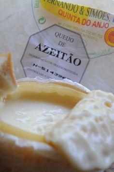Queijo de Azeitão. Portugal