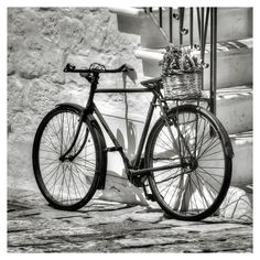 flowers and bicycle by vincenzo monaco, via 500px