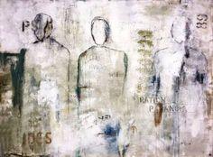 "Saatchi Art Artist Kris Gebhardt; Painting, ""Rational Paranoia"" #art"